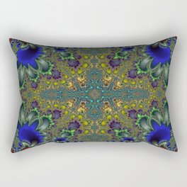 Fractal Coat Of Arms Rectangular Pillow