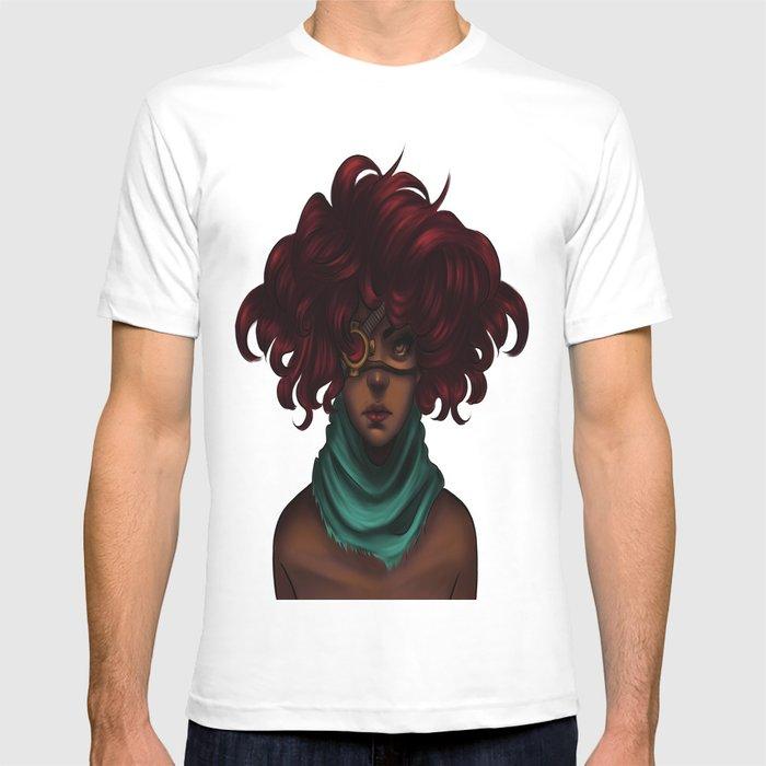 Zara T-shirt by catniptheninja   Society6