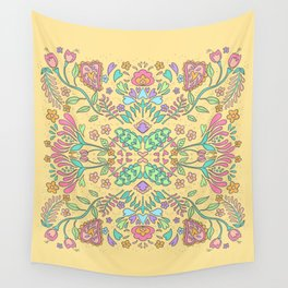 Spring time Wall Tapestry