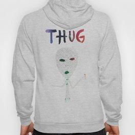 BadA$$ Pimp: Thug Life Hoody