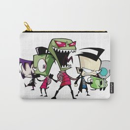 Invader Zim Carry-All Pouch