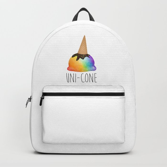 Uni-cone Backpack