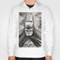 bat Hoodies featuring Bat by rchaem