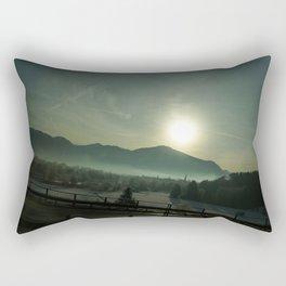 German Horizon Rectangular Pillow