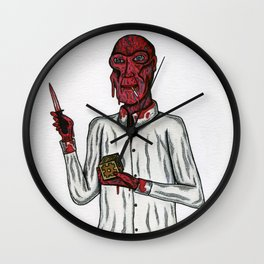 Uncle Frank Wall Clock