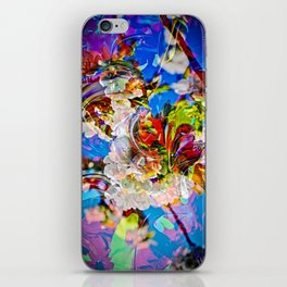 Abstract Perfection 14  Spring iPhone Skin