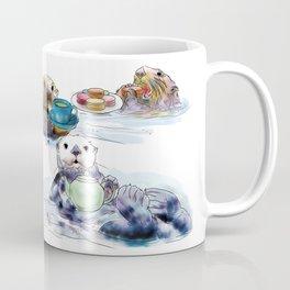 The Otter's Tea Coffee Mug
