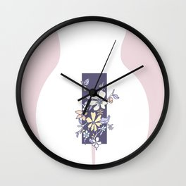 Encumbered Exploration of Existence (Restricted Boundary) Wall Clock