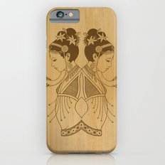 Reflected Dancers iPhone 6s Slim Case