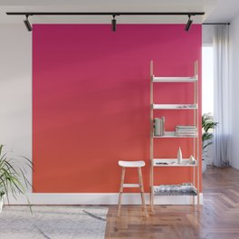 Flavored Sunrise Wall Mural