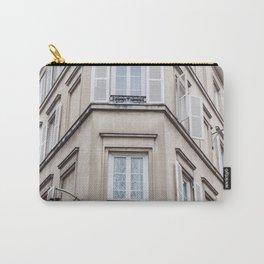 Rouen Flatiron Carry-All Pouch