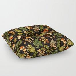 Vintage & Shabby Chic - Autumn Harvest Black Floor Pillow