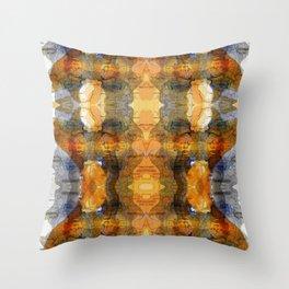 Valley of the Omo Throw Pillow