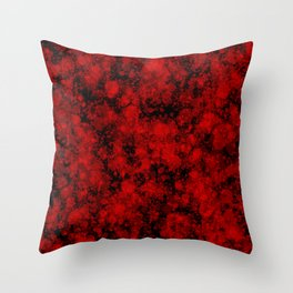 Counting down to Halloween Throw Pillow