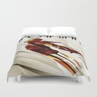 iron man Duvet Covers featuring iron,man by store2u