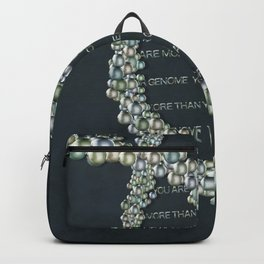 You Are More Than Your Genome Backpack