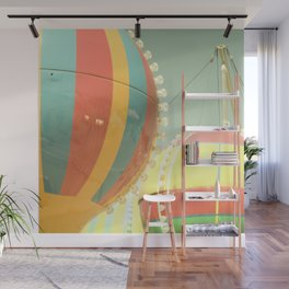 Up Up & Away I Wall Mural
