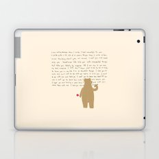 Writing Laptop & iPad Skin
