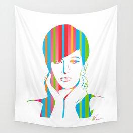 Barbra Streisand | Pop Art Wall Tapestry