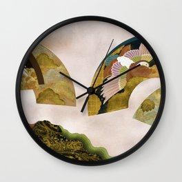 12,000pixel-500dpi - Japanese Modern Interior Art #166 Wall Clock