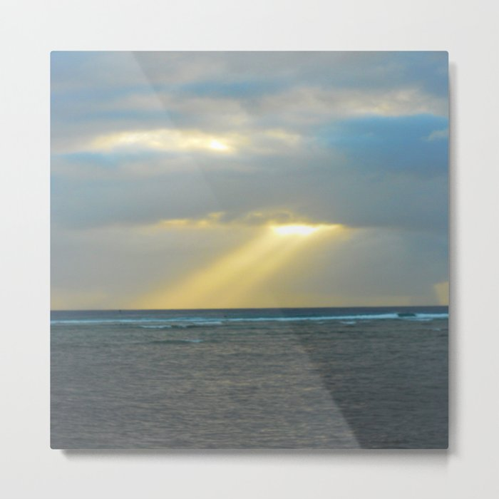 Oahu: Hope Metal Print