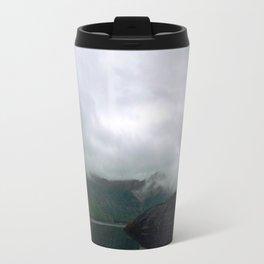 Silver Sky Travel Mug