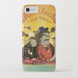 Magnum P.I iPhone Case