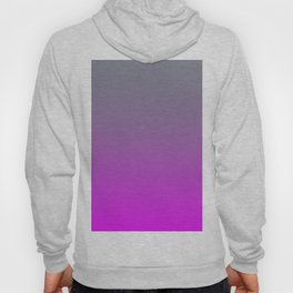 GET LOST - Minimal Plain Soft Mood Color Blend Prints Hoody
