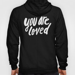 You Are Loved x Navy Hoody