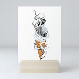 Sickly Sweet - ice-cream Mini Art Print