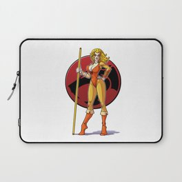 Thunder Babe Laptop Sleeve