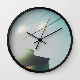724 West Wall Clock