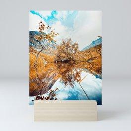 Norway dreams Mini Art Print