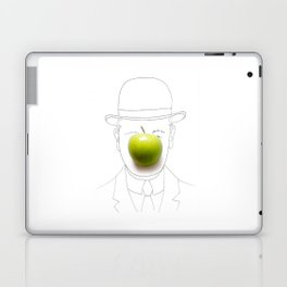 The Son of Man Laptop & iPad Skin