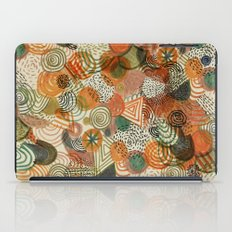 Tomatoes and pickles  iPad Case