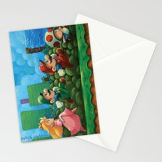 Super Mario Bros 2 Stationery Cards