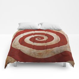 Sideshow Carnival Spiral Comforters