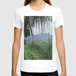 Puerto Rico Scenery T-shirt