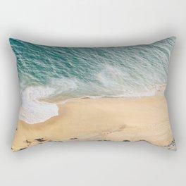 Ocean Swirl Rectangular Pillow