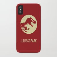 jurassic park iPhone & iPod Cases featuring Jurassic Park by :: Fan art ::