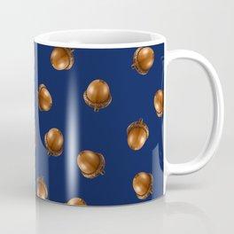 Acorn Pattern-Downriver Coffee Mug