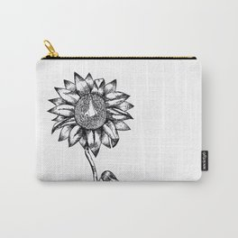 Flowers smelling you Carry-All Pouch