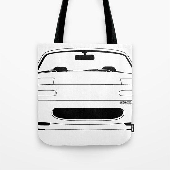 NA Miata/MX-5 Tote Bag