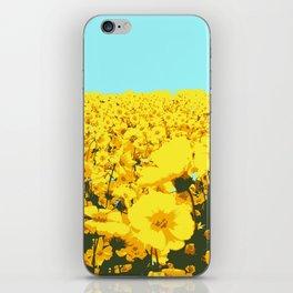 super bloom iPhone Skin
