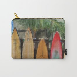 Polynesian Surfboards Carry-All Pouch