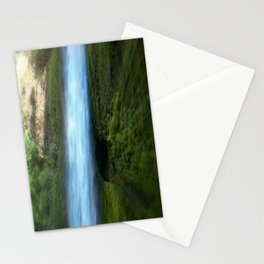 Tunnel Falls Stationery Cards