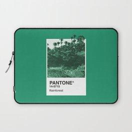 PANTONE SERIES – RAINFOREST Laptop Sleeve