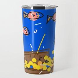 Treasure Travel Mug