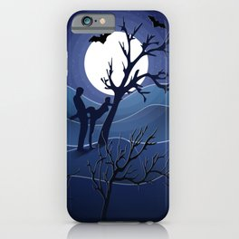 Night sex iPhone Case