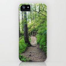Let's Run Away VII iPhone (5, 5s) Slim Case